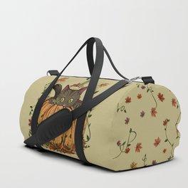 Pumpking cat Duffle Bag