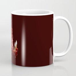 Crimson Perch Coffee Mug