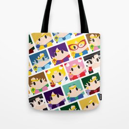 In the Name of the Moon... Tote Bag