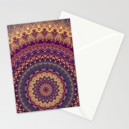 Mandala 240 Stationery Cards