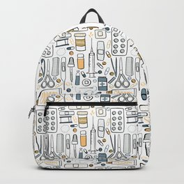 First aid kit Backpack