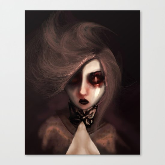 Duskia Canvas Print