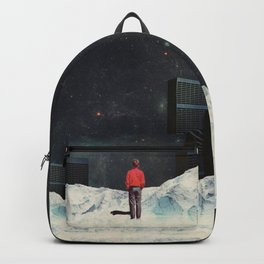 You never came Back for Me Backpack