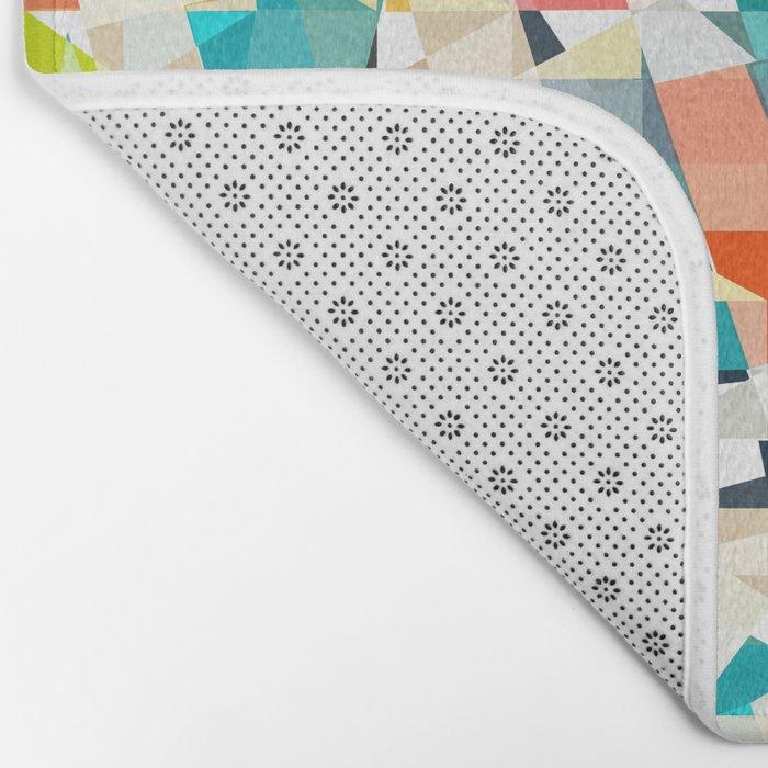 mosaic1 Bath Mat