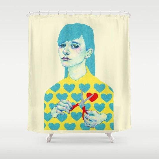 Create I Shower Curtain