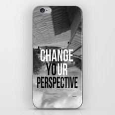 PERSPECTIVE! iPhone Skin