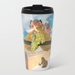 Stop Messing with Me - The Grapes of Wrath Travel Mug