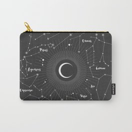 Constellations Map Carry-All Pouch