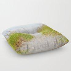 Ocean Trail Floor Pillow