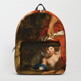 "Anthony van Dyck ""Saint Jerome"" Backpack"