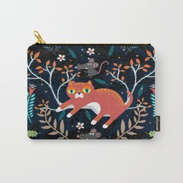 Cat Munchkin No more Hunt Carry-All Pouch