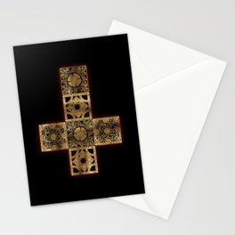 Lament Configuration Cross Stationery Cards