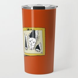 PSYCHO-Soma Travel Mug