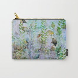 Leaves In The Mist Carry-All Pouch