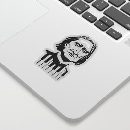 Liszt Sticker