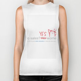 yes worries Biker Tank