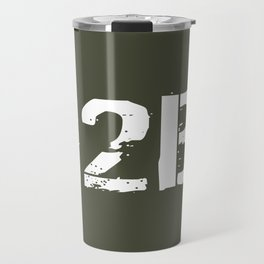 12B Combat Engineer Travel Mug