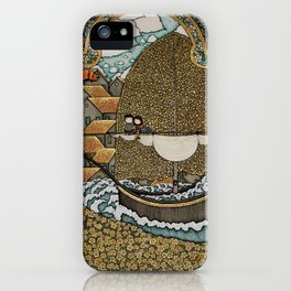 Taking on Water iPhone Case