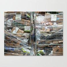 Urban Abstract 50 Canvas Print