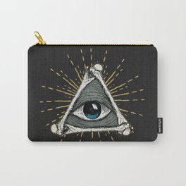 All seeing eye of God Carry-All Pouch