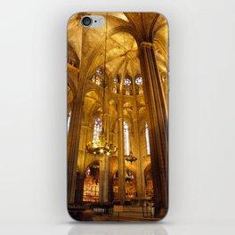 Grandeza Vertical iPhone Skin