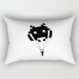 Invader Rectangular Pillow