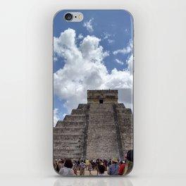 Chichen Itza Mex iPhone Skin