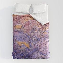 Enchanted Treehouse Comforters