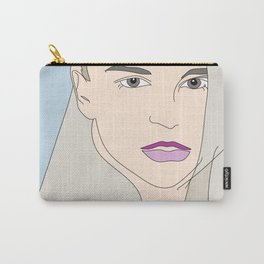 Pink Touch Carry-All Pouch