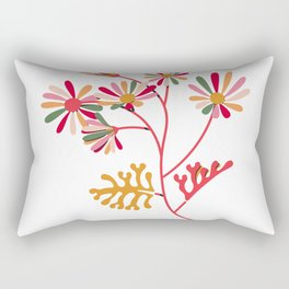 Look for Light - Colourful Rectangular Pillow