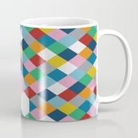 honeycomb Mugs featuring Honeycomb by Project M