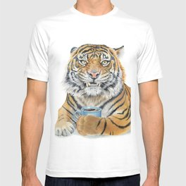Too Early Tiger T-shirt