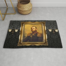 Simon Pegg - replaceface Rug