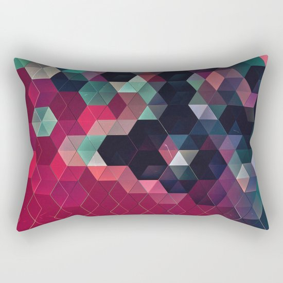 syngwyn rylyxxn Rectangular Pillow