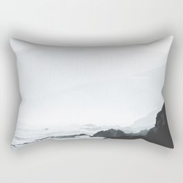 Sea Waves Seascape, Ocean Waves Photography, Sea Coast, Sea Beach Tapestry, Pillow etc Rectangular Pillow