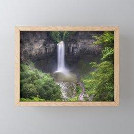 Taughannock Falls Framed Mini Art Print