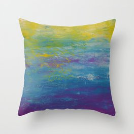 Cozy Nights Throw Pillow