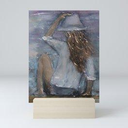 Gulf Breeze  Mini Art Print