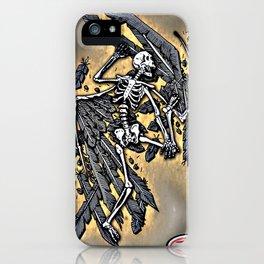 """Broken Angel"" Darrell Merrill #45 iPhone Case"