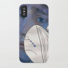 I feel sad Slim Case iPhone X