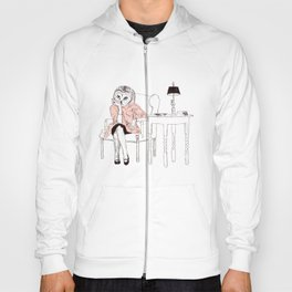 Bestial lonely lady Hoody
