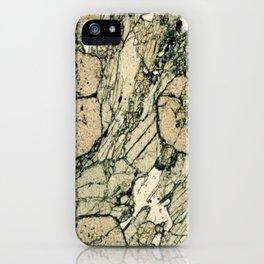 Garnet Crystals iPhone Case