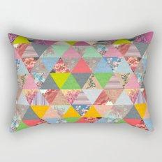 Lost in ▲ Rectangular Pillow
