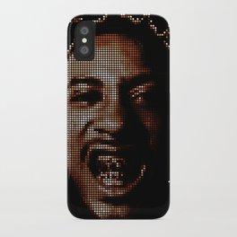 #2 Ol' Dirty Bastard - RIP (Rest In Pixels) iPhone Case