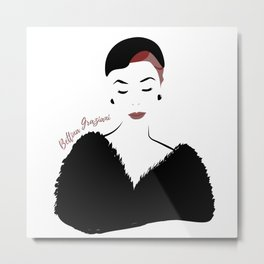 Bettina Graziani Metal Print