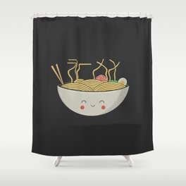 Japanese Ramen Shower Curtain