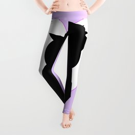 Cartoon Romance Leggings