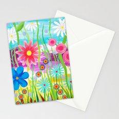 Bloom III Stationery Cards