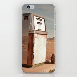 Desert Gas iPhone Skin