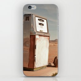 Desert Gas iPhone Skin